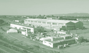 Former Aircraft Manufacturing Facility